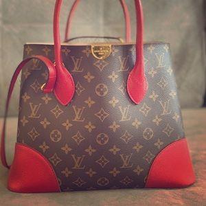 Louis Vuitton purse and belt 100 % authentic
